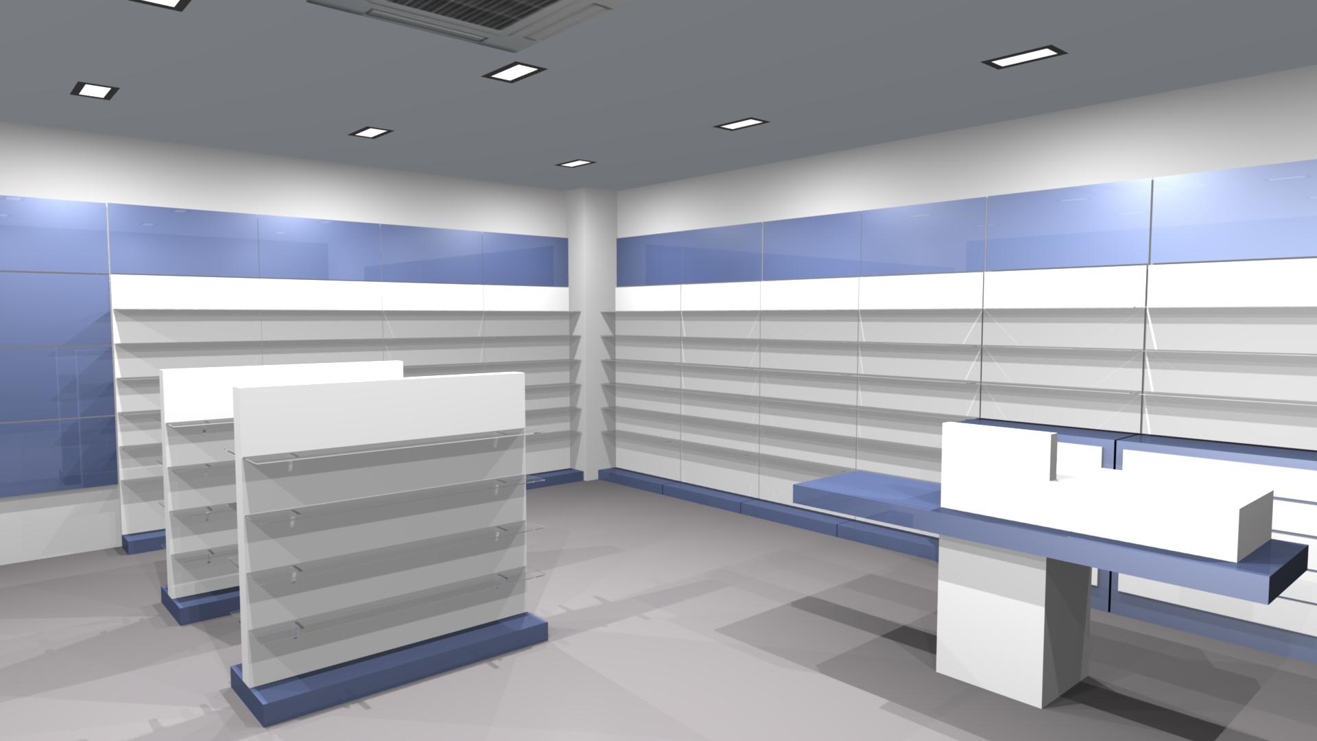 galenika diseño de oficinas de farmacia reformas accesibilidad