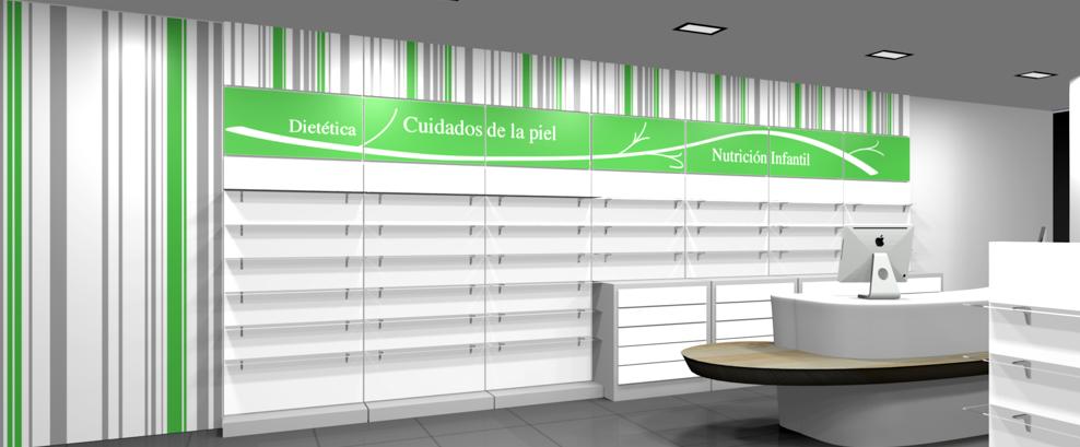 Galenika - Diseño de Oficinas de Farmacias